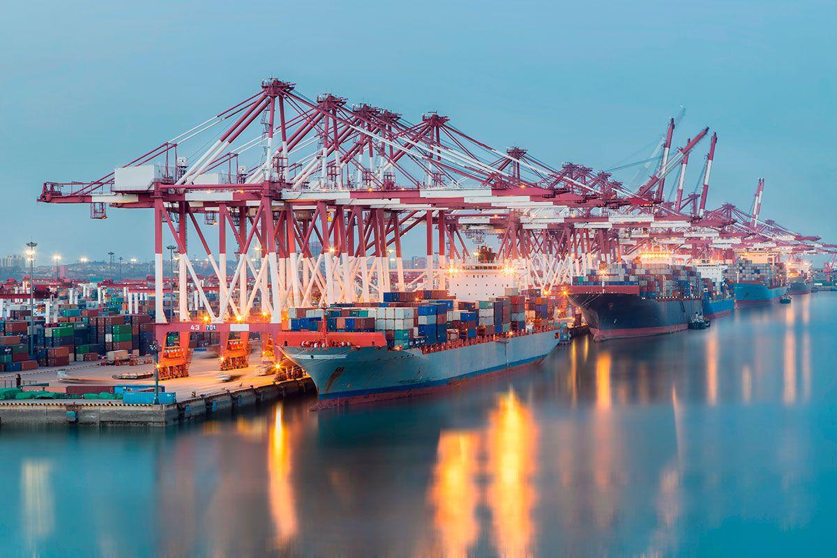 Asia Sea Port